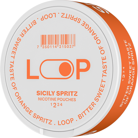 LOOP MINT MANIA STRONG 15MG/G