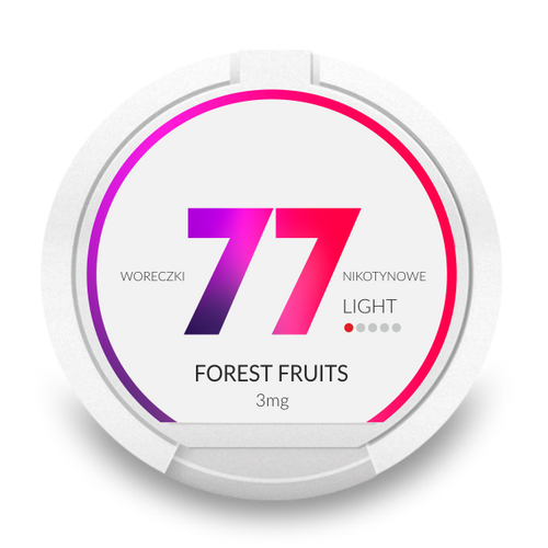 77 - FOREST FRUITS