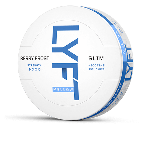 LYFT BERRY FROST MELLOW SLIM