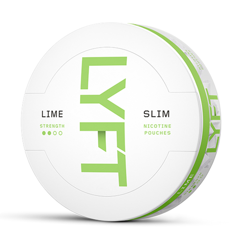LYFT LIME SLIM ALL WHITE