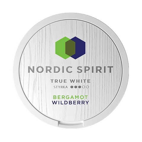 NORDIC SPIRIT SPEARMINT INTENSE SLIM