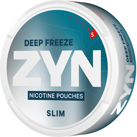 ZYN SLIM STRONG APPLE MINT