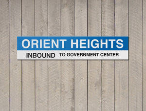 Orient Heights