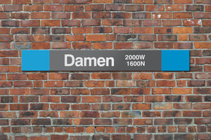 Damen-Milwaukee