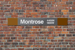 Montrose-Brown