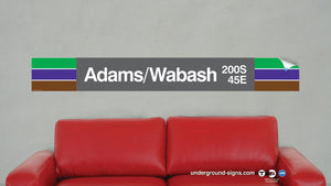 Adams-Wabash (Outer)