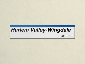 Harlem Valley-Wingdale