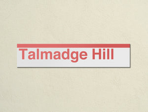 Talmadge Hill