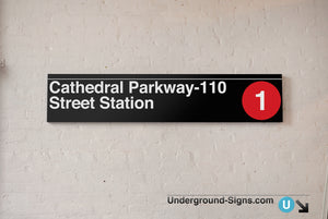 Cathedral Parkway- 110 Street