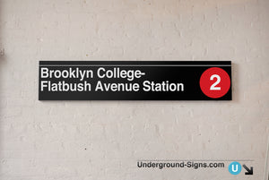 Brooklyn College- Flatbush Avenue
