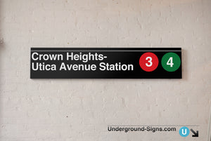 Crown Heights- Utica Avenue