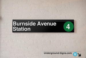 Burnside Avenue