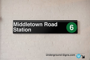 Middletown Road