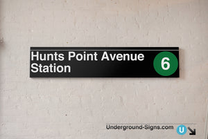 Hunts Point Avenue
