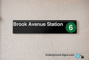 Brook Avenue