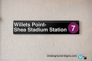 Willets Point- Shea Stadium