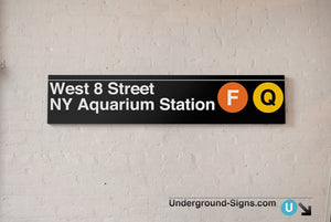 West 8 St / NY Aquarium