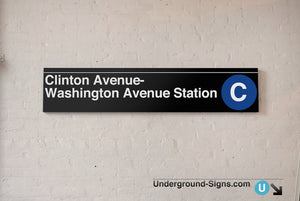 Clinton Avenue- Washington Avenue