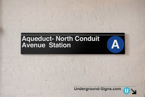 Aqueduct- North Conduit Avenue