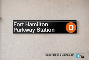 Fort Hamilton Parkway