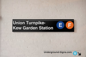 Kew Gardens- Union Turnpike