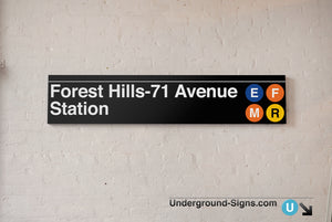 Forest Hills- 71 Avenue
