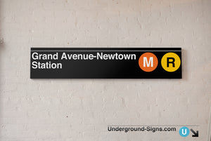 Grand Avenue- Newtown