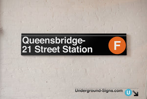 Queensbridge- 21 Street