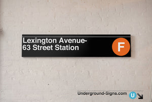 Lexington Av- 63 Street