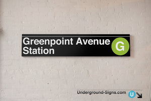 Greenpoint Avenue