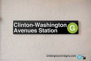 Clinton- Washington Avenues