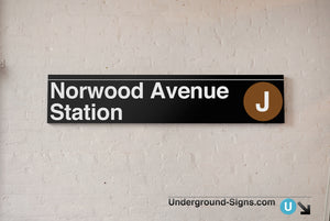 Norwood Avenue