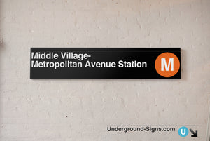 Middle Village- Metropolitan Avenue