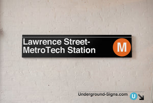Lawrence Street- MetroTech