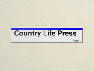Country Life Press