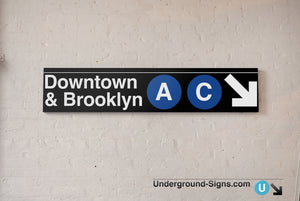 Downtown & Brooklyn