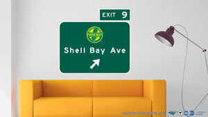 Shell Bay Ave