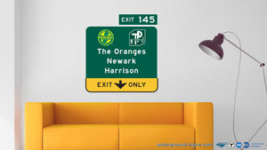 The Oranges-Newark-Harrison