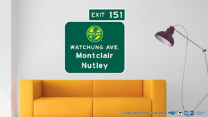 Watchung Ave-Montclair-Nutley