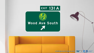Wood Ave South