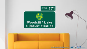 Woodcliff Lake-Chestnut Ridge Rd