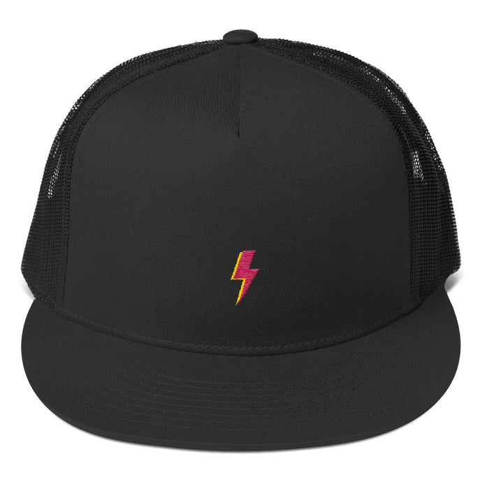 Bolt - Embroidered Trucker Hat