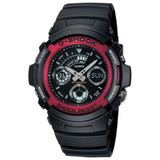CASIO G-SHOCK RESISTANT WORLD TIME WATCH AW-591-4A
