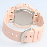 CASIO BABY-G METALLIC FACE DIGITAL & ANALOG WOMEN'S RESIN WATCH BA-130-4A