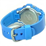 CASIO BABY-G VIVID AQUA BLUE FOR THE BAND CASE DISPLAY WATCH BG-6902-2B