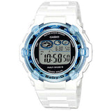CASIO BABY-G LOVE THE SEA AND THE EARTH LADIES SOLAR WATCH BGR-3005K-7