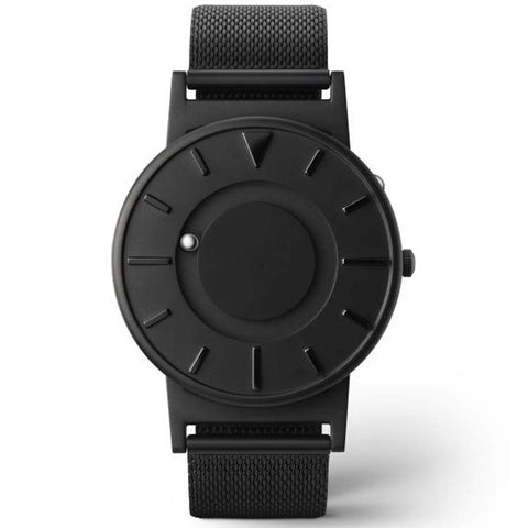 Eone The Bradley Black Quartz Watch BR-B-BLACK