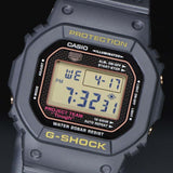 CASIO G-SHOCK 30th ANNIVERSARY BLACK DIGITAL WATCH DW-5030C-1