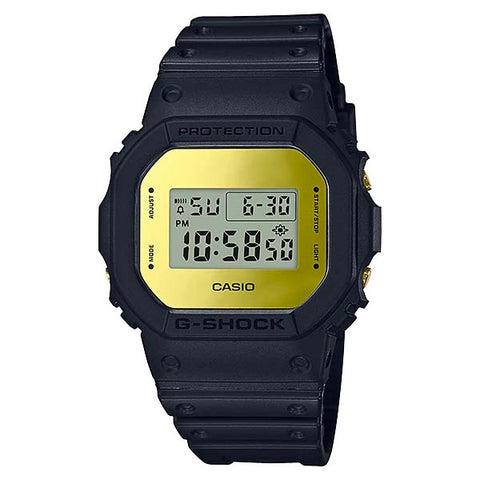CASIO G-SHOCK METALLIC MIRROR FACE DIGITAL MEN'S RESIN WATCH DW-5600BBMB-1