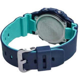 CASIO G-SHOCK NAVY BLUE THEME COLOR DIGITAL MEN'S RESIN WATCH DW-5600CC-2